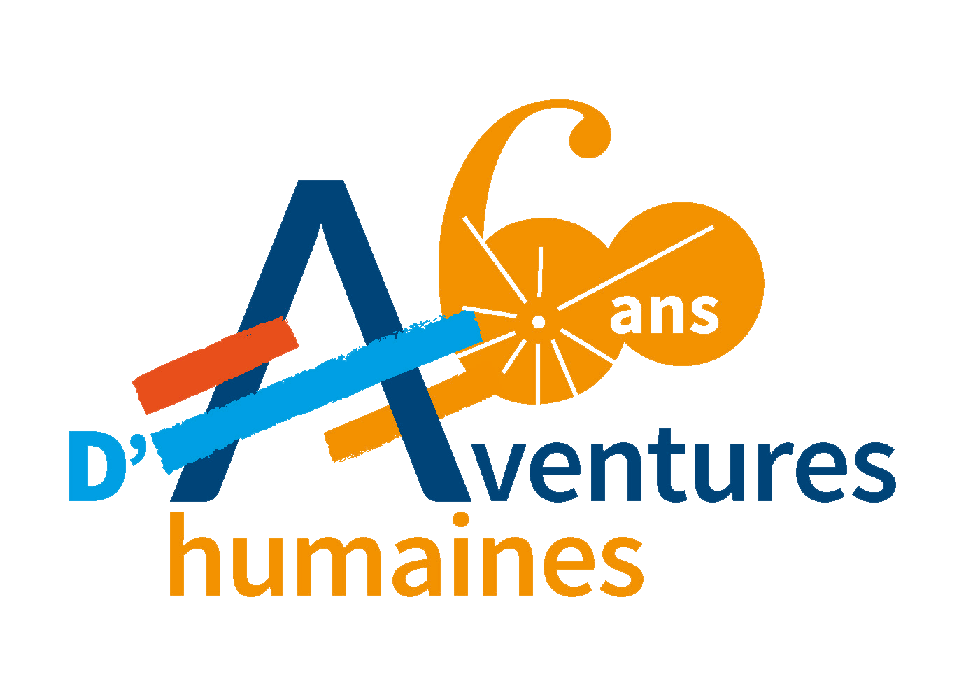 Alefpa logo 60 ans d'aventures humaines